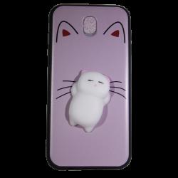 Husa Samsung Galaxy J7 2017 4D Print Animale Shuisgy