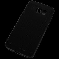 Husa Samsung Galaxy S6 TPU Perforat Negru