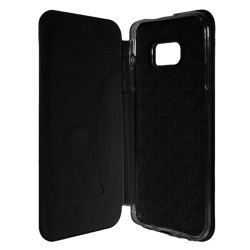 Husa Samsung Galaxy S7 EDGE Flipcase Tip Carte Ecopiele