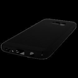 Husa Samsung Galaxy S7 TPU Perforat Negru