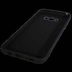 "Husa Samsung Galaxy S8 Plus TPU Negru Print Mesaj 3D ""Ce puii mei!"""