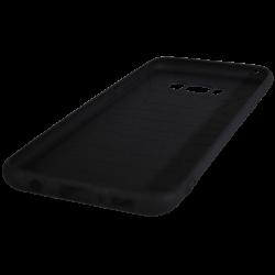 """Husa Samsung Galaxy S8 Plus TPU Negru Print Mesaj 3D """"Toti Avem Nevoie Sa Credem In Ceva, Eu Cred Ca Am Sa Beau O Bere!"""""""