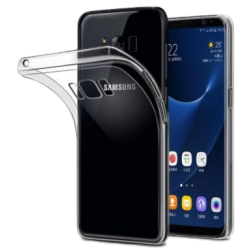 Husa Samsung Galaxy S8 Silicon Transparent