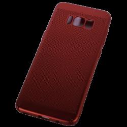 Husa Samsung Galaxy S8 TPU Perforat Rosu