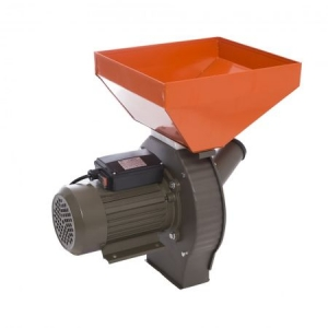 Moara Electrica Elefant 350E, 2850 rpm, 200 Kg max, 3500 W+DIspozitiv pentru lucerna porumb+Razatoare fructe si legume1