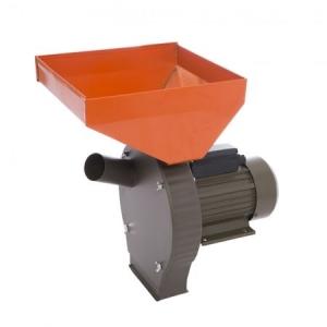 Moara Electrica Elefant 350E, 2850 rpm, 200 Kg max, 3500 W+DIspozitiv pentru lucerna porumb+Razatoare fructe si legume0