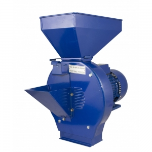 MOARA ELECTRICA CU CIOCANELE TEMP 2, 2.5 KW, 200 KG/H, 2800 RPM, 4 SITE0