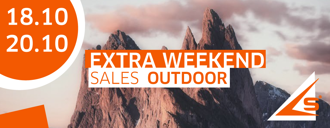 Extra Weekend Sales