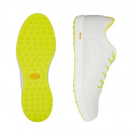 Sneaker fluo dama GARANTIE 365 ZILE2
