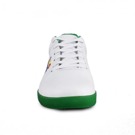 Sneaker box Centenar GARANTIE 365 ZILE - Alb/Verde1