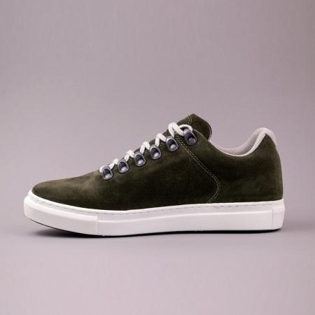 Sneaker Gloria Verde Militar1