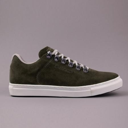 Sneaker Gloria Verde Militar0
