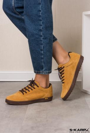 Sneaker T Dama Camel GARANTIE 365 ZILE0