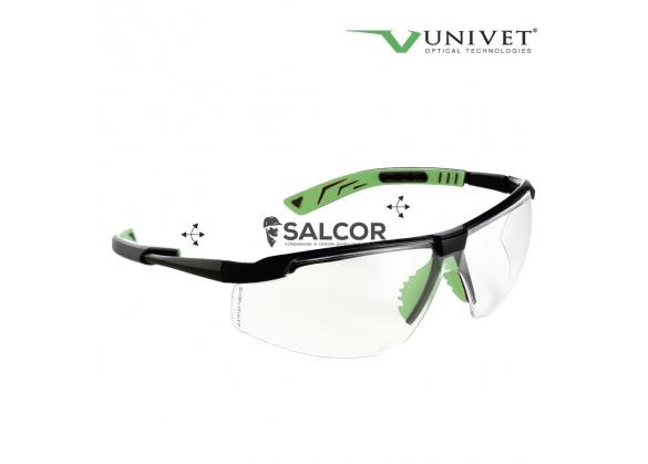 Ochelari de protectie 5x8 cu lentile incolore, art. 8052 0