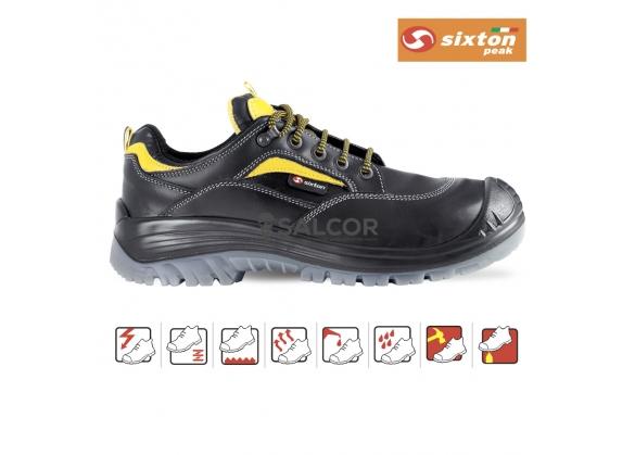 Pantofi Sixton BLACK LAND S3 SRC art. 2561 0