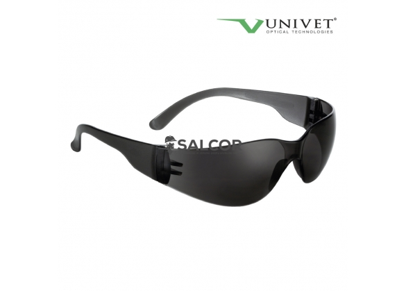 Ochelari de protectie FERRO cu lentila fumurie, art. 8160F 0