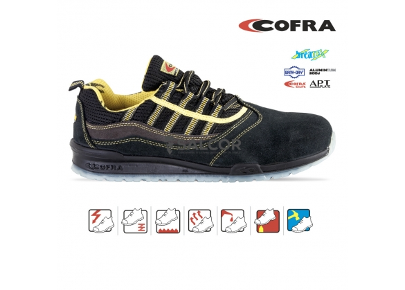 Pantofi Cofra MARCIANO S1P SRC art. MARCIANO [0]