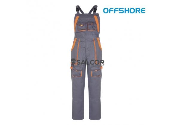 Pantalon cu pieptar SAMOA ART. 4B10 0