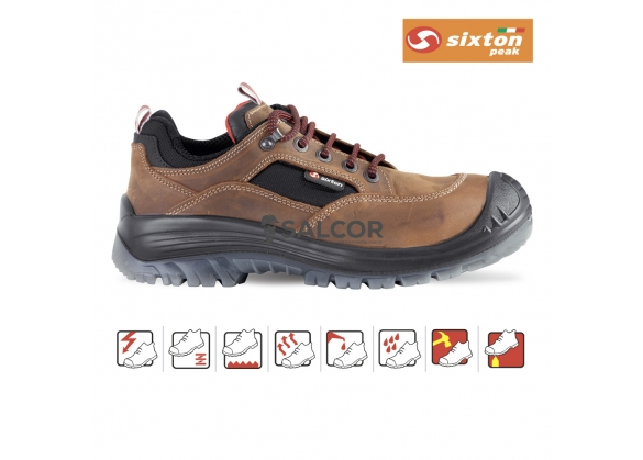 Pantofi Sixton BROWN LAND S3 SRC art. 2559 0
