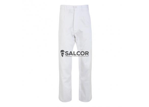 Pantalon standard TEO WHITE ART. 3B76 0