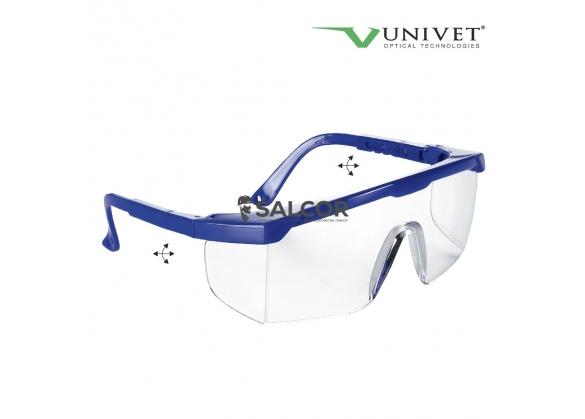 Ochelari de protectie cu lentila fixa New Line Eco, art. 8151 C 0