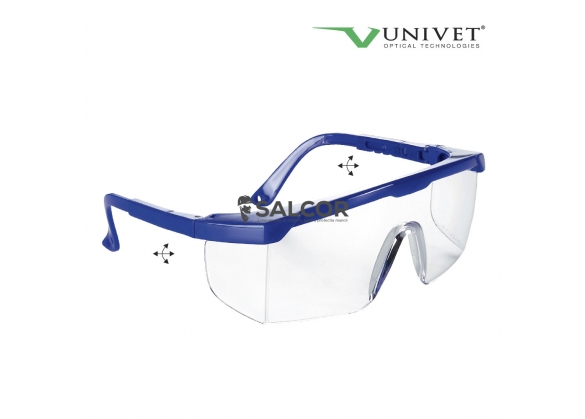 Ochelari de protectie New Line cu lentila incolora, art. 8151 0