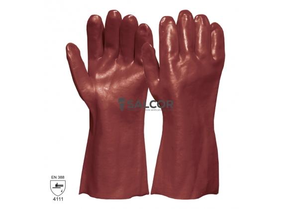 Manusi VINYL RED art. 1442 0