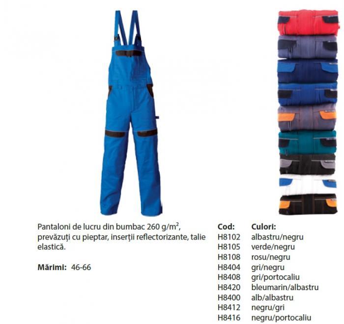 Pantalon cu pieptar Cool Trend [0]