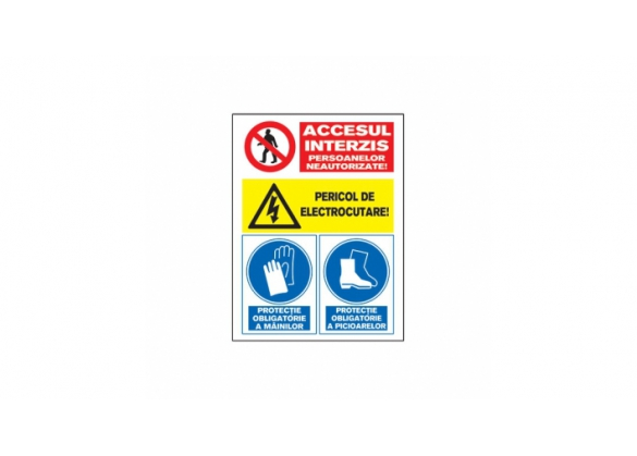 Tablite avertizare A4 1