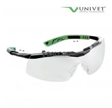 Ochelari de protectie 5x8 cu lentile incolore, art. 80521
