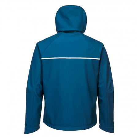 Jacheta Softshell DX474 Blue [1]