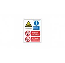 Tablite avertizare A3 -1