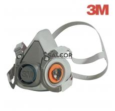 Semimasca cu 2 filtre schimbabile marimea M, art. 6200 (3M)