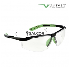 Ochelari de protectie 5x8 cu lentile incolore, art. 8052