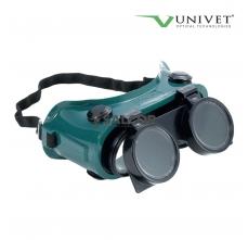 Ochelari de protectie cu lentila de sticla pentru sudori Duo, art. 8104