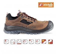 Pantofi Sixton BROWN LAND S3 SRC art. 2559