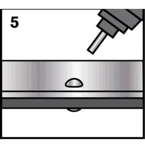pictograme Cum se foloseste un cleste popnituri