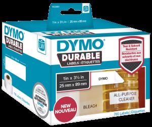 Etichete DYMO  LabelWriter DURABLE si Aparat etichetat DYMO LabelWriter 450 TWIN2