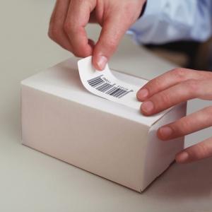 Etichete termice, DYMO LabelWriter, repozitionabile, 57mmx32mm, hartie alba, 12 role, 2093095 11354 S07225402