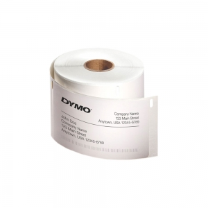 Etichete termice, DYMO LabelWriter, repozitionabile, 57mmx32mm, hartie alba, 12 role, 2093095 11354 S07225401