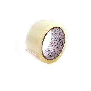 Banda adeziva ambalare, 48mm x 66m, 45 microni, transparent0
