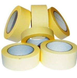 Adhesive paper tape 50mm x 50m SUPERTAPE