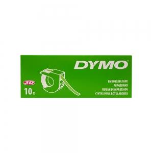 Etichete plastic embosabile DYMO Omega, 9mmx3m, albastru, S0898140 S0847710 S08477404