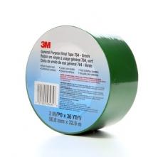 Banda marcare/protectie, 1 culoare, 3M 764I vinil, verde, 50mm X 33m, 24 role/cutie1