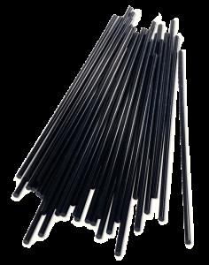 Batoane lipici Rapid reparatii masini, diametrul de 12mm x 190 mm  negru, 1.000g, punga2