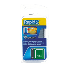 Capse Rapid 140/14 mm, galvanizate, 650/ blister1