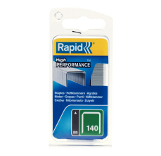 Capse Rapid 140/8 mm, galvanizate, 970/ blister1