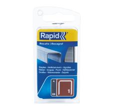 Capse Rapid BMN/10mm, galvanizate, 1.080/ blister1