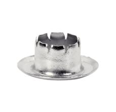 Ocheti Rapid  - diametrul de 6 mm, aluminiu, sistem fixare inclus, 25buc/ blister2