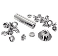 Ocheti Rapid  - diametrul de 6 mm, aluminiu, sistem fixare inclus, 25buc/ blister4